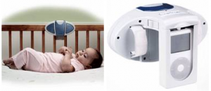 iCrib: iPod for babies
