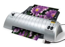 At Amazon: Scotch Thermal Laminator (affiliate link)