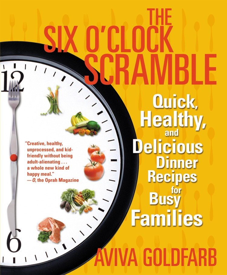 At Amazon: The Six O'Clock Scramble, by Aviva Goldfarb