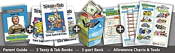Preschool Money Manager Kit