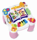 Amazon deal (good for the next 15 hours): LeapFrog Musical Table and Didj