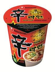 Nongshim Shin Noodle Cup
