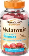 Sundown Melatonin Gummies, 60 Count