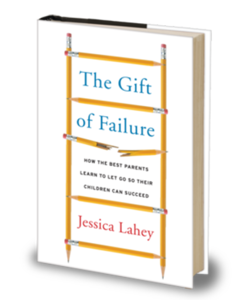 Amazon: The Gift of Failure by Jessica Lahey (affiliate link)