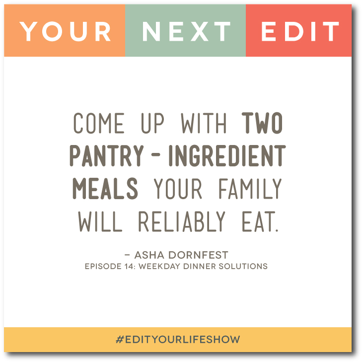 Episode 14: Your Next Edit (Asha) #EditYourLifeShow