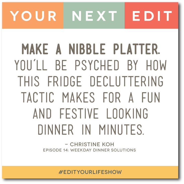 Episode 14: Your Next Edit (Christine) #EditYourLifeShow