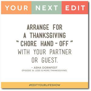 Ep. 16: Your Next Edit (Asha) #edityourlifeshow
