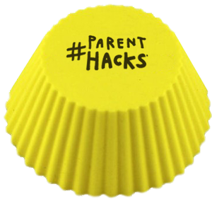 Parent Hacks Silicone Baking Cup