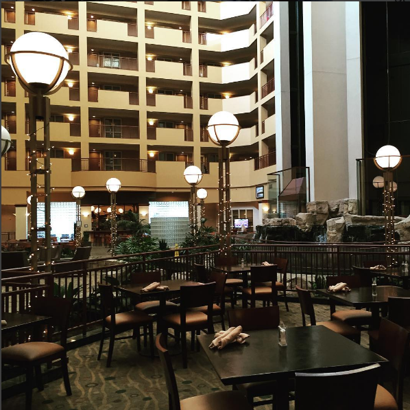 Embassy Suites - PDX Airport