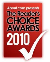 Last day to vote for Parent Hacks in the About.com Reader's Choice Awards!