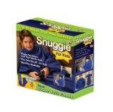 "Backwards cardigan or fleece jacket makes a cozy car seat ""Snuggie"""