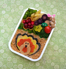 Thanksgiving bento