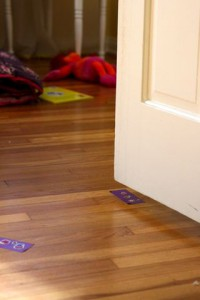 "A ""tape trick"" for keeping your kid in her room at bedtime"