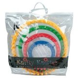 Amazon: Knifty Knitter loom and hook set