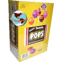 Tootsie Pops lollipops