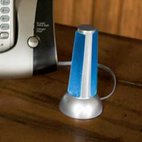 Silent Light phone sensor tells you someone is calling when the ringer is turned off
