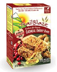 TrailBlaze Homemade Energy Bar Mix