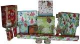 Amazon: Christmas gift wrap assortment