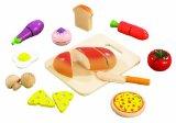 Amazon: Educo Gourmet Chef Cuisine Wooden Play Set