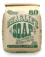 Charlie's Laundry Powder