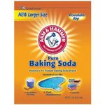 Baking soda paste as no-tear shampoo