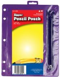 Amazon: A&W Products 3-Hole Pencil Pouch