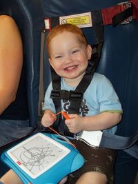 Beef Up Airplane Seat Belts For Your Toddler Cares Child