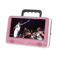 Amazon: iView iVIEW-700PTV Portable 7-Inch Digital LCD TV, Pink