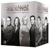 Amazon today only: Battlestar Galactica: The Complete Series (DVD or Blu-Ray) 62% off