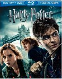Amazon: Harry Potter and the Deathly Hallows, Part 1 (Three-Disc Blu-ray / DVD Combo + Digital Copy)