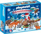 Amazon: Playmobil Advent Calendar: Xmas in Forest
