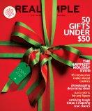 Amazon: Real Simple magazine