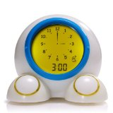 Amazon: American Innovative Teach Me Time! Talking Alarm Clock and Nightlight