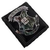 "Amazon: Harry Potter ""Hogwarts Crest"" Bi-fold Wallet"