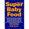 Amazon: Super Baby Food, by Ruth Yaron
