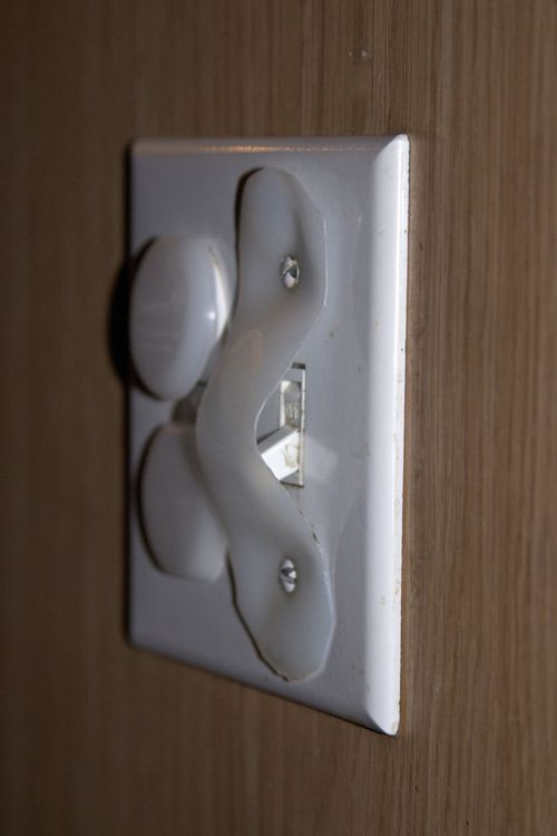 DIY disposal switch cover