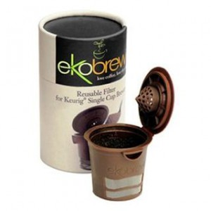 Amazon TODAY ONLY: 36% off Ekobrew refillable K-Cup for Keurig coffee machines