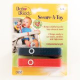 Amazon: Baby Buddy Secure-A-Toy