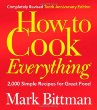 Amazon: How to Cook Everything, Completely Revised 10th Anniversary Edition: 2,000 Simple Recipes for Great Food