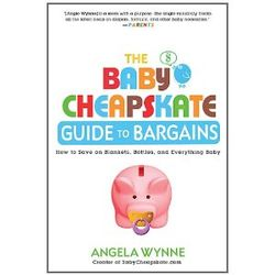 Review and giveaway: The Baby Cheapskate Guide to Bargains