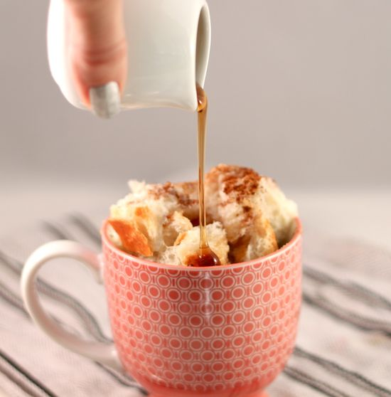 Prudent Baby: 2-Minute French Toast in a Cup