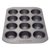Amazon: Farberware 52106 Nonstick Bakeware 12-Cup Muffin Pan