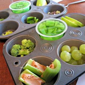 Green food taste test makes trying new vegies fun