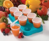 At Amazon: Kidco Freeze 'N Serve 2 Ounce Reusable Food Containers, 16-Pack