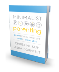At Amazon: Minimalist Parenting