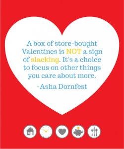 Boxed classroom Valentines: convenient, lazy…or a non-issue?
