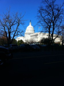 Lobbying Congress with #ONEMoms