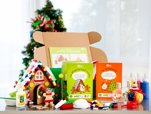 Kiwi Crate: Crafty Christmas