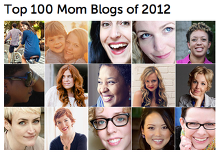 Babble: Top 100 Mom Blogs of 2012