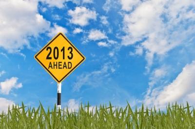 2013 ahead